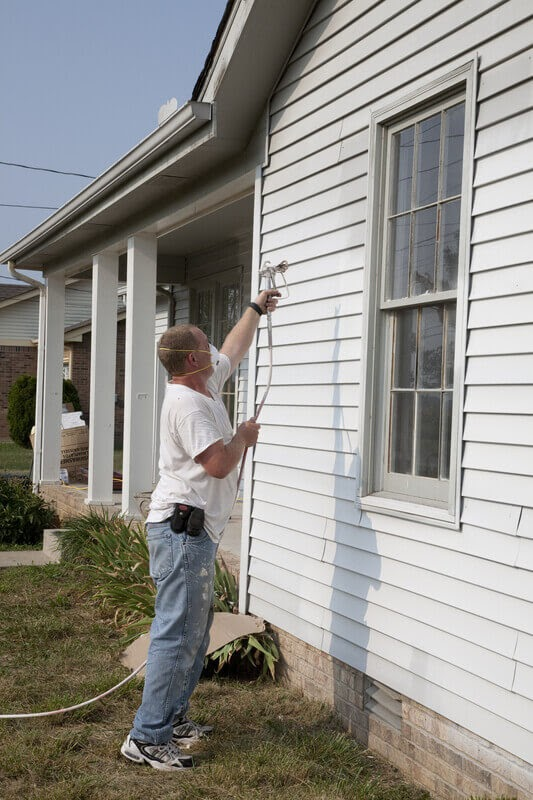 repainting | prepare your home for spring | prep your home for spring