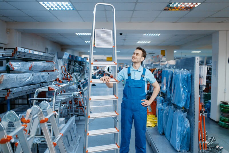 ladder safety tips | tips to prevent ladder injuries | home maintenance